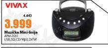 Muzicka Mini-Linija APM-1031
