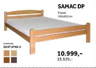 Krevet Samac DP