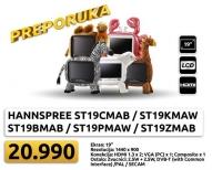 HANNSPREE ST19CMAB LCD/ST19KMAW/ST19BMAB/ST19PMAW/ST19ZMAB
