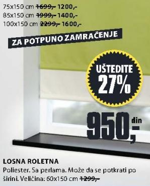 Roletna Losna