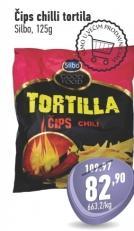 Čips Tortilla chilli