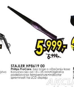 Styler HP8619/00