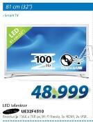 """LED TV 32"""" UE32F4510"""