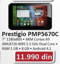 Multipad Pmp5670C