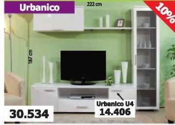 Dnevna soba Urbanico