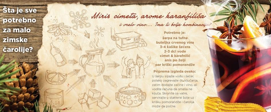 Miris cimeta,aroma karanfilića