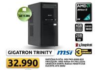 Desktop računar Gigatron Trinity