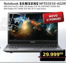 Notebook Series3 355 NP355E5X-A02RS