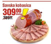Kobasica savska