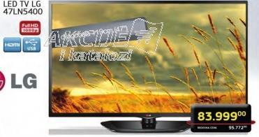 """Televizor LED 47"""" 47LN5400"""