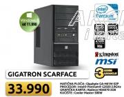 Desktop računar Gigatron Scarface