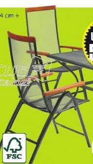Baštenska stolica LAVRIK