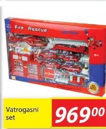 Vatrogasni set