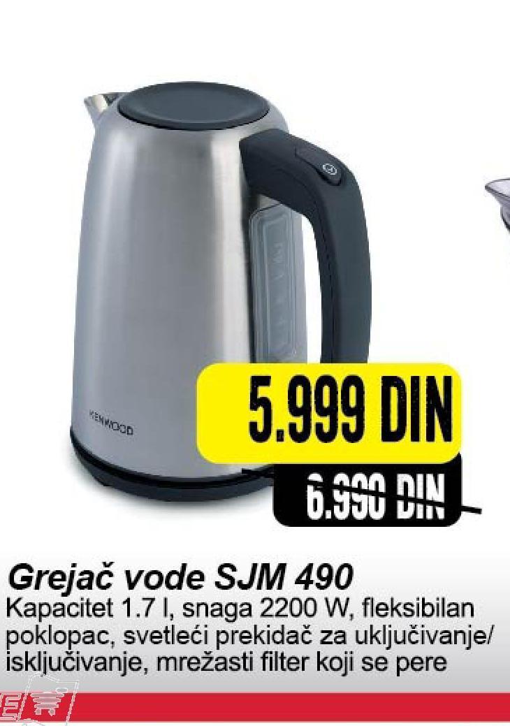 Kuvalo SJM490
