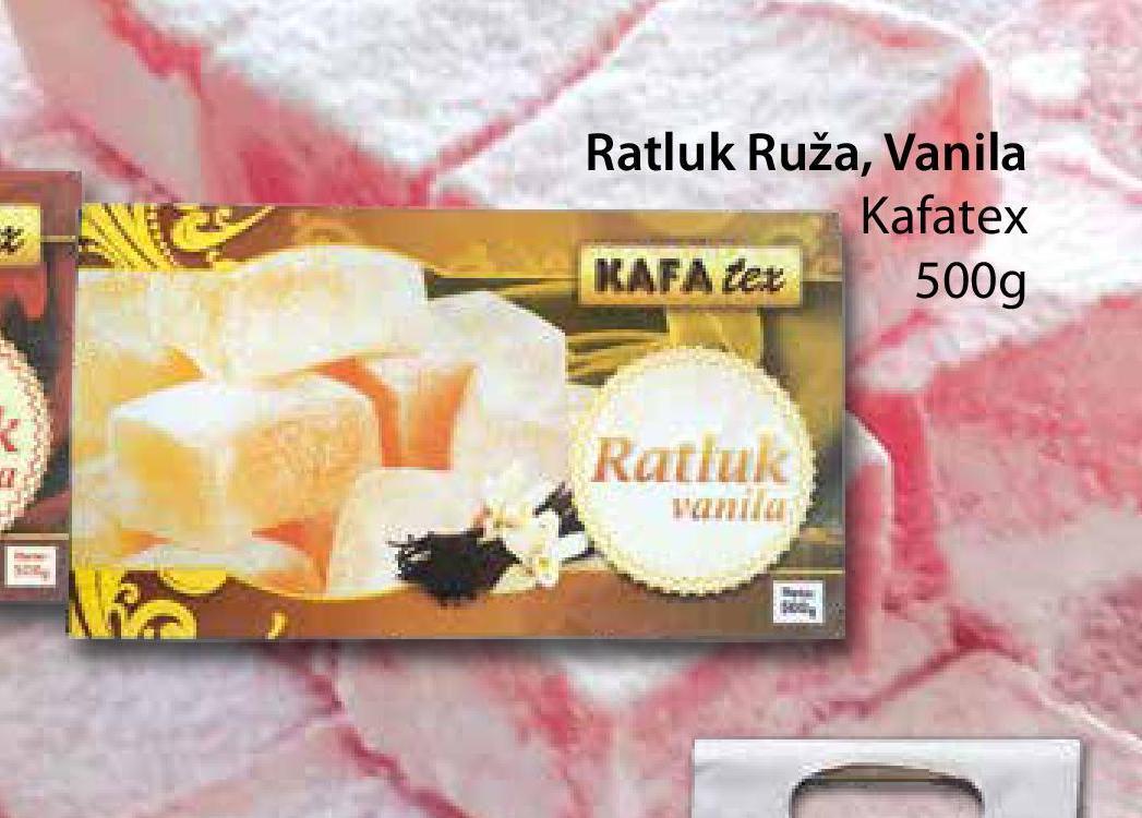 Ratluk vanila