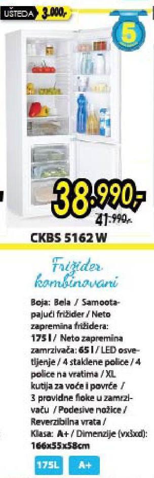 Frižider CKBS 5162 W