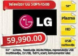 """Televizor Plazma 50"""" 50pn450b"""