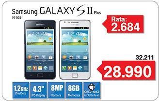 Mobilni telefon i9105 Galaxy S II Plus