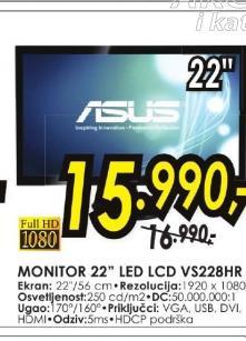 Monitor VS228HR