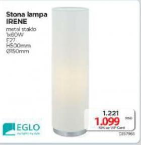 Stona lampa Irene