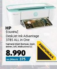 Štampač Deskjet Ink Advantage 3785