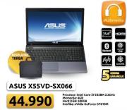 Laptop X55U-SX047DU