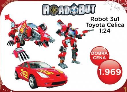 Roadbot Toyota Celica