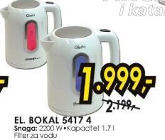 Električni Bokal 5417 4