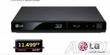 3D Blu-ray plejer BP325