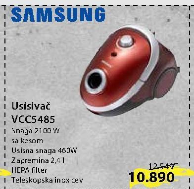 Usisivač VCC 5485