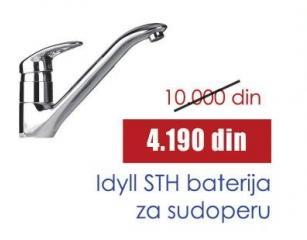Baterija za sudoperu Idyll Sth