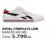 Patike Royal complete Low reebok, V46026