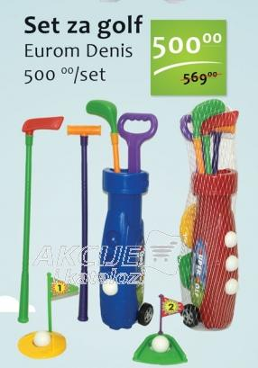Igračka Set za golf