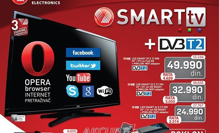 """Televizor TV 32"""" Smart LED 32ST2783"""