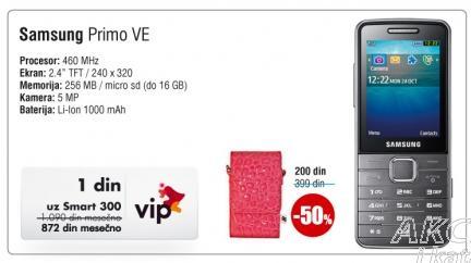 Mobilni telefon Primo Ve