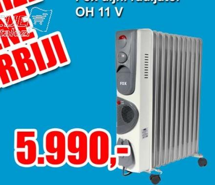 Uljni radijator OH 11V