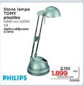 Stona lampa Tomy