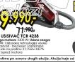 Usisivač TCR 4238