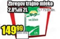 Dugotrajno mleko 2,8%mm