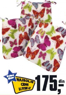 Jastuk Price Star za stolice