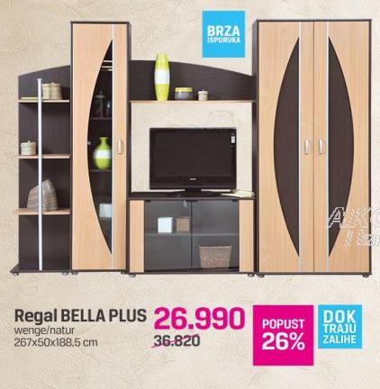 Regal Bella Plus