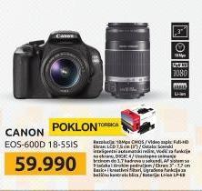Digitalni Foto-Aparat EOS 600D
