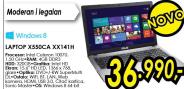 Laptop X550CA-XX141H