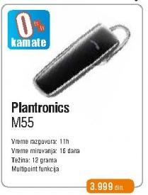 Bluetooth slušalica M55