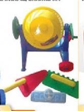 Igračka zidarski set