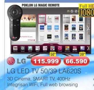 LED Televizor LA 620S