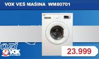 Mašina Za Veš WM 80701