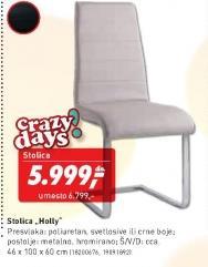 Stolica Holly