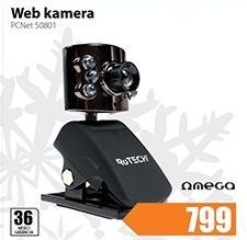 Web kamera PCNet50801