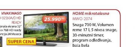 LED Televizor TV-32S50